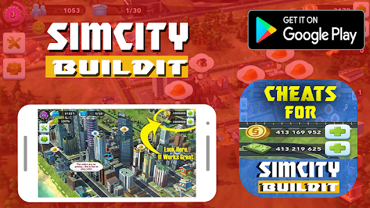 Download Cheats For Simcity Buildit Prank! 1.1.0 APK