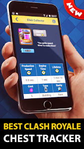 Download Chest Tracker For Clash Royale 1.0 APK