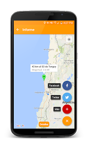 Download Chile Sismos 5.0.3 APK