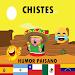 Download Chistes Buenos - Chistes de Humor Paisano 1.0 APK
