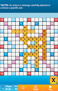 Download Classic Words Solo  APK