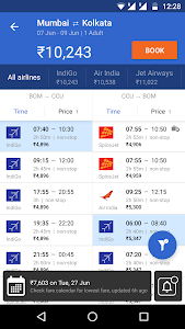 Download Cleartrip - Flights, Hotels, Activities, Trains 18.10.0 APK
