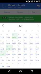 screenshot of Cleartrip - Flights, Hotels, Activities, Trains version 18.9.2