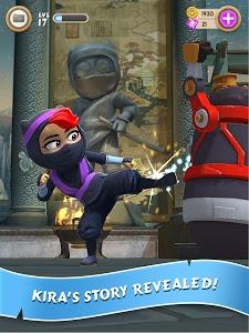 screenshot of Clumsy Ninja version 1.31.0
