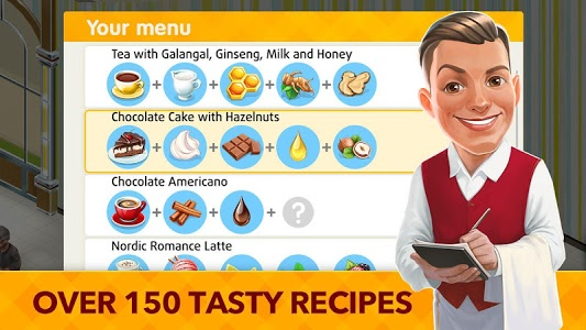 Download My Cafe: Recipes & Stories - World Cooking Game 2018.10.1 APK