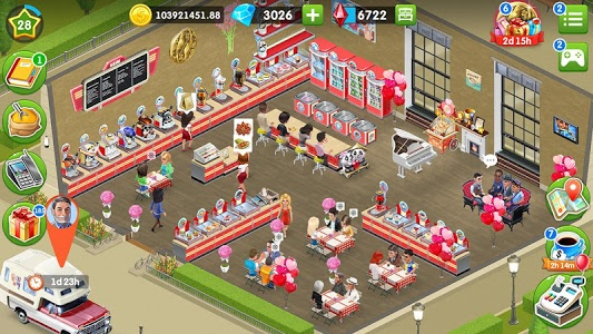 screenshot of My Cafe: Recipes & Stories - World Cooking Game version 2018.10.1