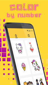 Download Color By Number - Pixel Art, Pixel Color 2018 1.16 APK