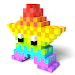 Download Color by Number 3D - Voxel Pixel Art Coloring Book 1.3 APK