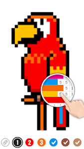 Download Color by Number: Pixel Art 4.8 APK