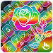 Download Colorful Rose Keyboard Theme 6.8.17.2018 APK