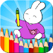 Download Coloring Doodle - Bunny GO 1.1.1 APK