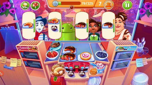 screenshot of Cooking Craze: Crazy, Fast Restaurant Kitchen Game version 1.32.0