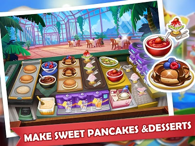 screenshot of Cooking Madness - A Chef's Restaurant Games version 1.3.1