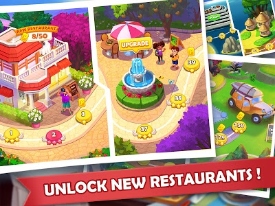 screenshot of Cooking Madness - A Chef's Restaurant Games version 1.1.6