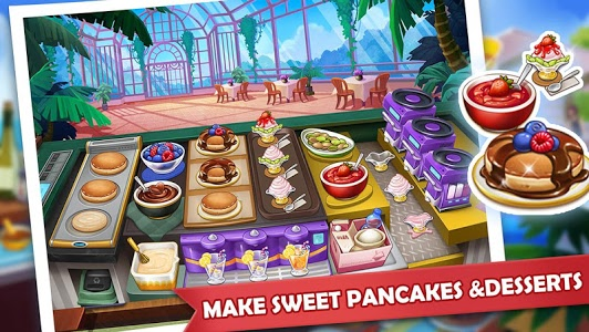 screenshot of Cooking Madness - A Chef's Restaurant Games version 1.2.5