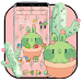 Download Cute Cactus Anime Theme 1.1.4 APK