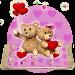 Download Cute Couple Teddy 3D 1.1.5 APK