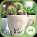 Download Cute Wallpaper Cacti Heart Theme 1.0.0 APK