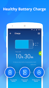 screenshot of DU Battery Saver - Battery Charger & Battery Life version 4.9.2