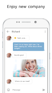 screenshot of Dating for 50 plus Mature Singles – FINALLY version 4.17.2