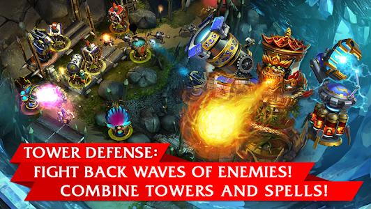 Download Defenders: TD Origins  APK