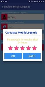 Download Diamond Mobile Legends Bang Bang Calculator 1.0 APK