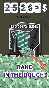 screenshot of Dirty Money: the rich get richer! version 1.1