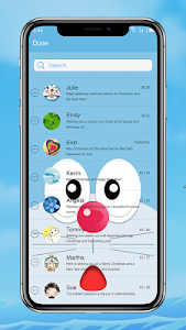 screenshot of DoraCmon - Messaging 7 version 1.8