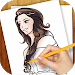Download Drawing: Celebrities Anime 1.01 APK