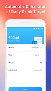 Download Drink Water Reminder – Water Diet Tracker & Alarm 3.3.0 APK