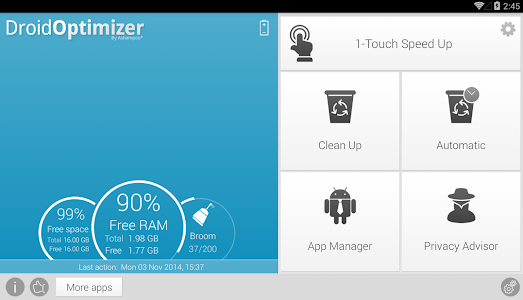 Download Droid Optimizer 2.1.9 APK