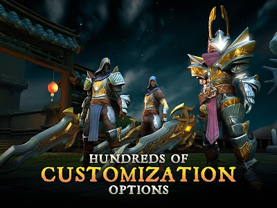 Download Dungeon Hunter 5 – Action RPG 3.9.0g APK