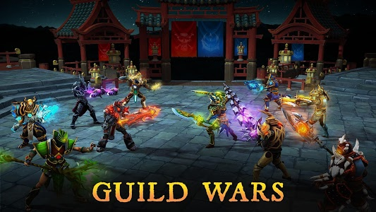 screenshot of Dungeon Hunter 5 – Action RPG version 4.0.0p