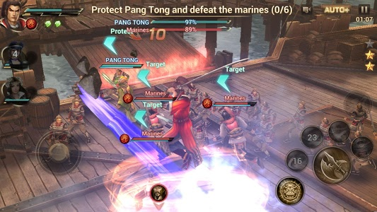 Download Dynasty Warriors: Unleashed 1.0.23.3 APK