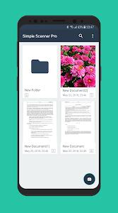 screenshot of Simple Scan - Free PDF Scanner App version 2.3.9