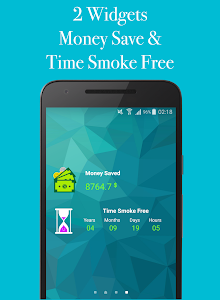 screenshot of Stop Smoking - EasyQuit free version 1.0.9