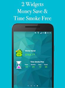 screenshot of Stop Smoking - EasyQuit free version 1.0.8