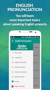 Download English Pronunciation - Awabe 1.1.2 APK