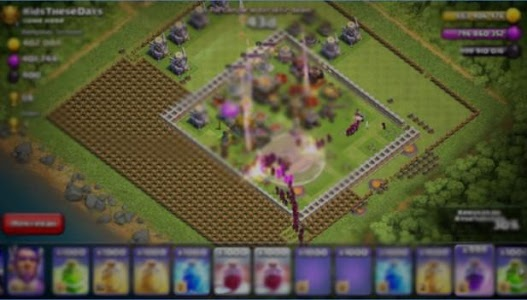 Download FHX Clash Of Eagle C.O.C Server 1.0 APK