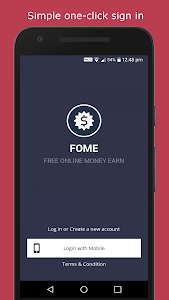 Download FOME - Play Spin Game to Win Prize Money 1.8 APK