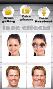 Download Funny Face Effects 2.73 APK