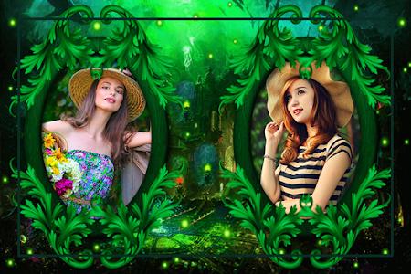 screenshot of Fantasy Dual Photo Frames version 1.0.6