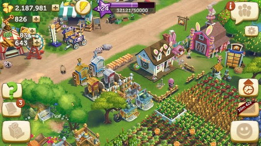 Download FarmVille 2: Country Escape 11.1.2837 APK