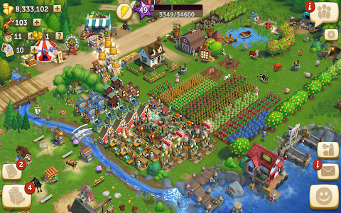 screenshot of FarmVille 2: Country Escape version 8.0.1664