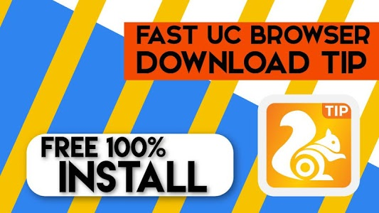 Download Fast UC Browser Download Tip 1.0 APK