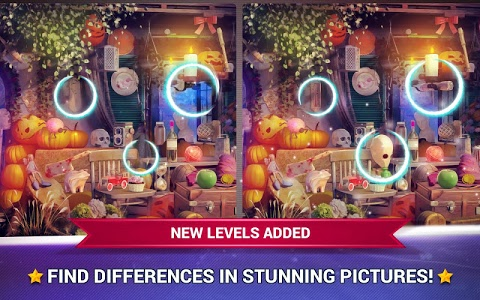 Download Find the Difference Halloween - Spot Differences 2.1.1 APK