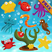 Download Fishes Puzzles for Toddlers -Puzzle Games for Kids 1.0.6 APK