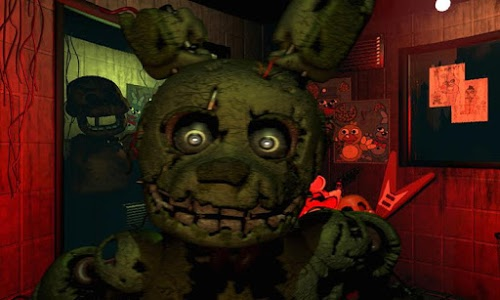 Download Five Nights at Freddy's 3 Demo 1.07 APK