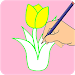 Download Flower coloring book for kids 1.1 APK
