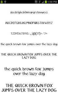 Download Fonts for Galaxy FlipFont Free 3.23.0 APK